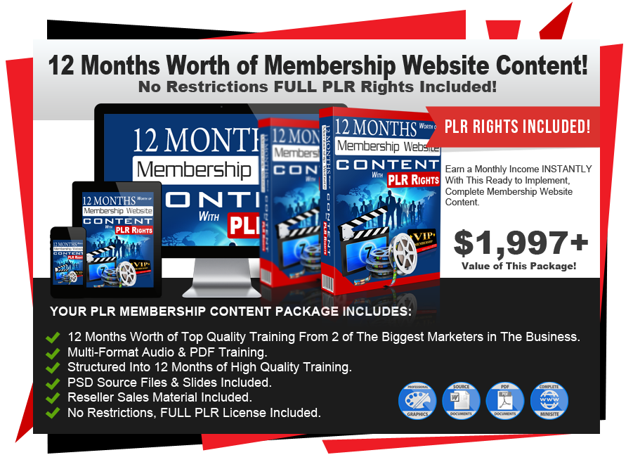 12-Months-Worth-of-Membership-Website-Content