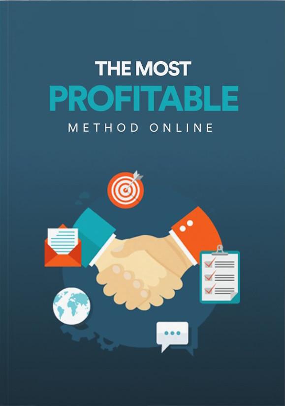 most-profital-method-online