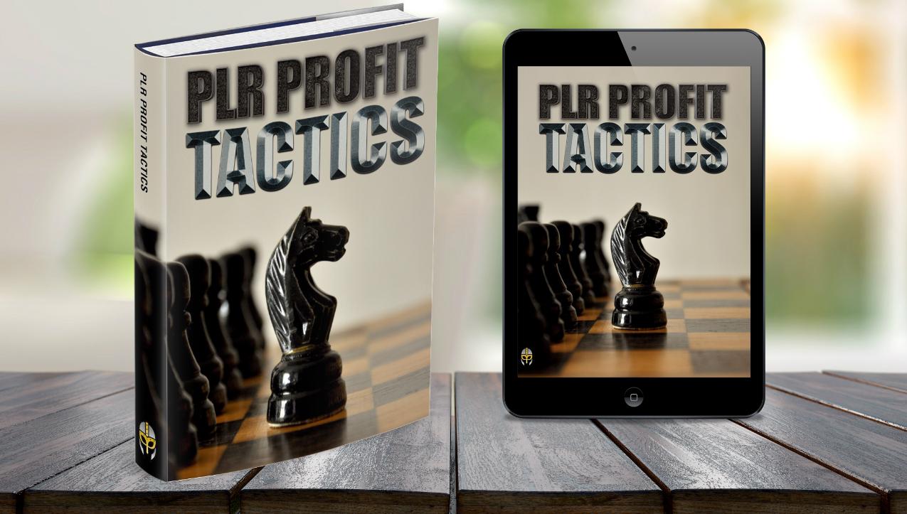 PLR-Profit-tactics